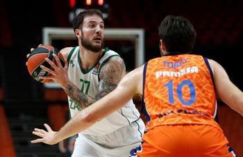 El Valencia Basket no encuentra la épica esta vez