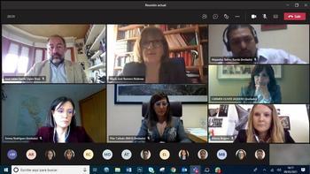 Seminario online sobre Igualdad desde el campus por el 8-M