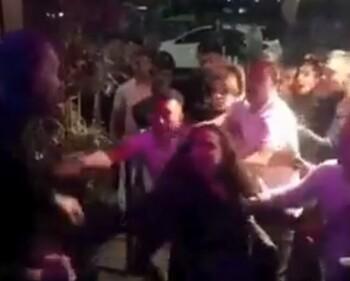 La Policía interviene en tres peleas en bares del centro