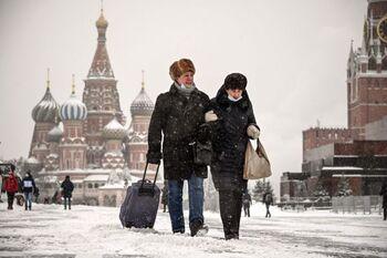 Rusia supera los ocho millones de casos de COVID-19