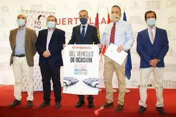 La Central retomará su actividad con la Feria de Vehículos