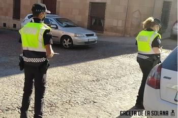 Denunciados dos conductores por maniobras negligentes