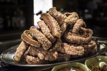 El Torrezno soriano, entre los grandes de la cocina española