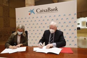 La Cámara y CaixaBank incentivan el autoemprendimiento