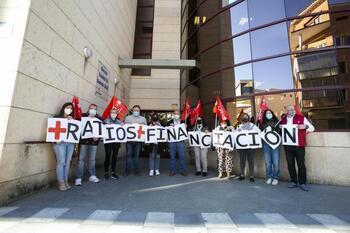 CCOO pide negociar el convenio de Atención a la Dependencia