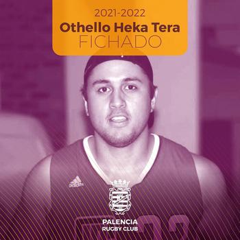 Othello Heka, un samoano para la tercera línea palentina