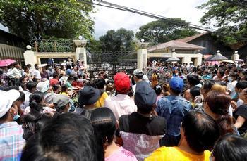La junta militar birmana amnistía a 23.000 presos