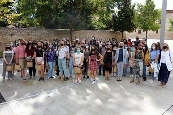 La UBU recibe este semestre a 113 estudiantes de 15 países