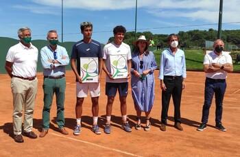 Nicolás Álvarez conquista su segundo título internacional