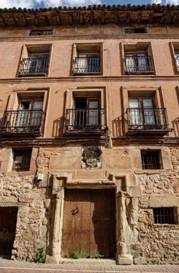 El palacio de los Arias de Molina, en la Lista Roja