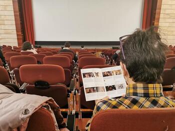 El Cineclub de la UNED planea una doble proyección
