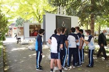 Soria acoge la exposición 'El Museo del Prado en las calles'