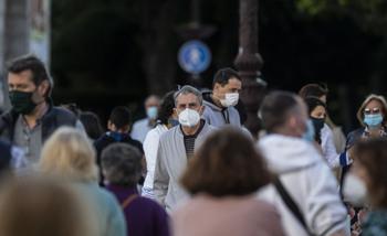Una muerte por covid y 11 nuevos contagios en Burgos