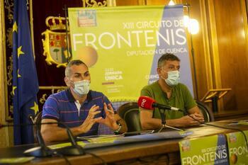 La Diputación organizará el XIII Circuito de Frontenis