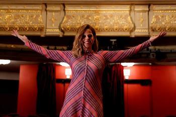Pastora Soler se 'desnuda'