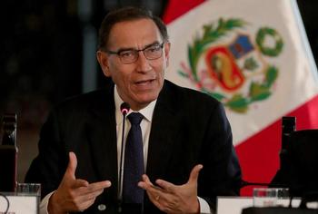 Perú inhabilita por 10 años al expresidente Vizcarra