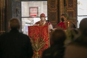 El arzobispo de Toledo pide a los fieles ser «generosos»