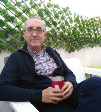 Ismael Mansilla estará en la Feria del Libro de Puertollano