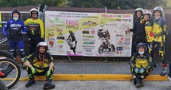 Nuevo podio del CD Portillo en Candeleda