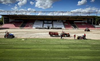 Más de 4 millones de desembolso de Yucon en el Burgos CF