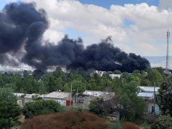 La ONU suspende los vuelos humanitarios a Tigray