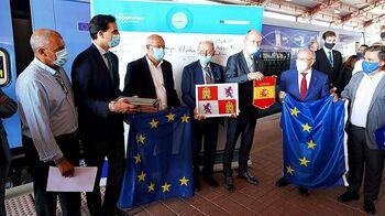 Igea exige igualar la apuesta para el Corredor Atlántico