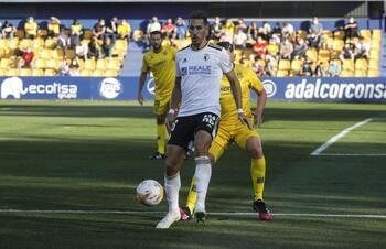 El área rival sigue siendo el problema del Burgos CF