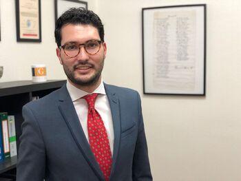 El vallisoletano Saúl Núñez Amado, abogado más joven de CyL