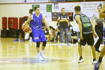 Kevin Navarro se incorpora al CB Villarrobledo
