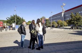 Seis de cada diez alumnos de La Yutera son mujeres