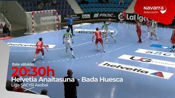 Anaitasuna busca su tercer triunfo consecutivo ante Huesca