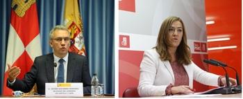 Barcones sustituye a Izquierdo en la Delegación del Gobierno