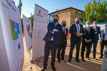 La Junta trabaja en la construcción de ocho centros de salud