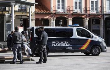 Detenido en Burgos tras robar 1.000 euros en un domicilio