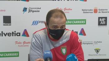 """""""Nos espera un partido duro y difícil frente a Sinfín"""""""