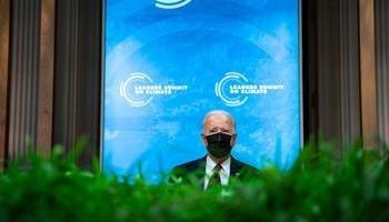 EEUU buscará alcanzar la neutralidad de carbono para 2050