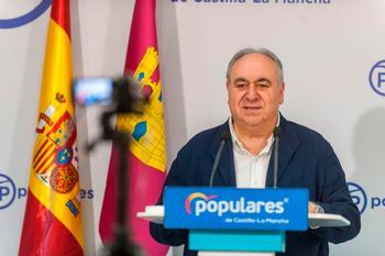 «El Gobierno margina a Toledo con las ayudas de Filomena»