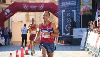 Pedro Vega, campeón regional de 10 kilómetros