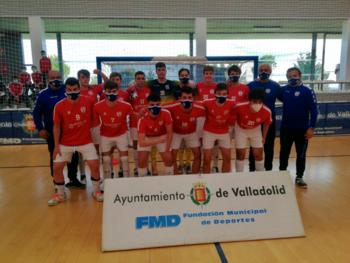 El Valladolid Tierno Galván juvenil.