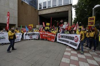 UGT y CCOO confirman huelga en Geacam