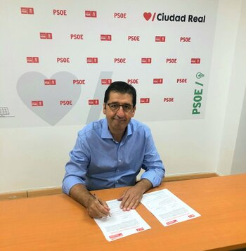 Caballero optará a repetir al frente del PSOE provincial