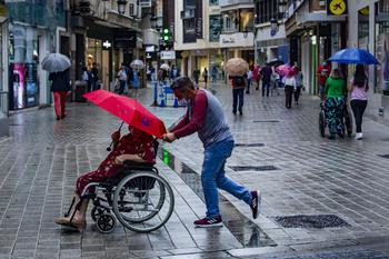 Ciudad Real en aviso amarillo por tormentas hasta el viernes