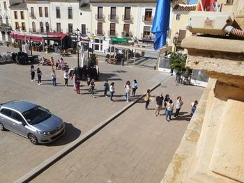 El Plan de Empleo moviliza a los parados de Villarrobledo