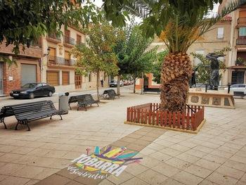 Presupuestan las obras de la Plaza de España de Tobarra