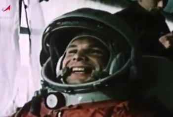 Gagarin tocó las estrellas hace 60 años