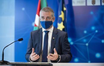 La Justicia vasca no permite el toque de queda de Urkullu