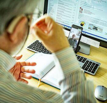 La pandemia limita el acceso a servicios a personas sordas