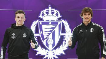 Diego Moreno y Slavi.