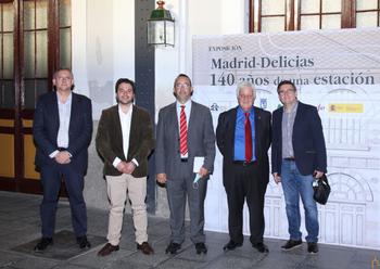 La historia del ferrocarril viaja a Madrid