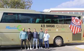 El Bargas FS estrena autobús